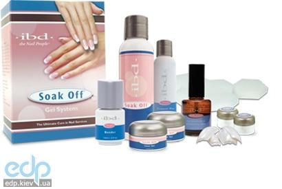 ibd - Soak off System Kit - стартовый набор для моделирования гелевых ногтей