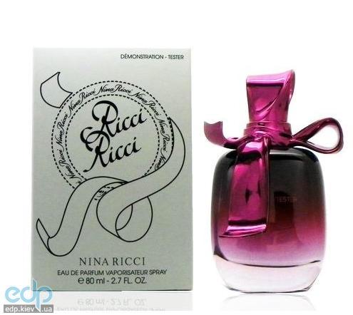 Nina Ricci Ricci Ricci -туалетная вода - 80 ml TESTER