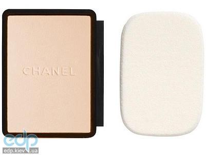 Chanel - Запасной блок Крем-пудра для лица компактная увлажняющая Vitalumiere Compact Douceur SPF10 № 22 Beige Rose  - 13 gr