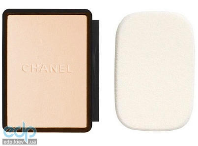 Chanel - Запасной блок Крем-пудра для лица компактная увлажняющая Vitalumiere Compact Douceur SPF10 № 32  - 13 gr