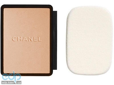 Chanel - Запасной блок Крем-пудра для лица компактная увлажняющая Vitalumiere Compact Douceur SPF10 № 50 Beige  - 13 gr