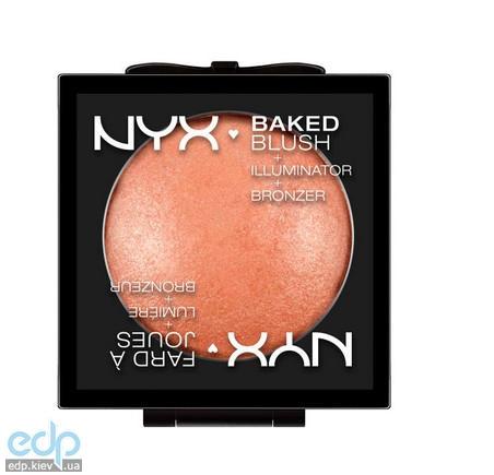 NYX - Запеченные румяна Baked Blush Ignite BBL08 - 6.5 g