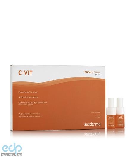 Sesderma - Интенсивная сыворотка мгновенной красоты C-Vit Intensive Serum Flash Effect - 5 Х 2 ml (40000188)