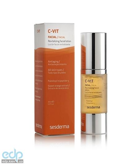 Sesderma - Омолаживающий лосьон для лица C-Vit Revitalizing Facial Lotion - 30 ml (40000189)