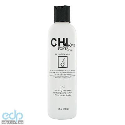 CHI 44 Ionic Power Plus C-1 - Оживляющий шампунь - 1000 ml (арт. CHI5528)