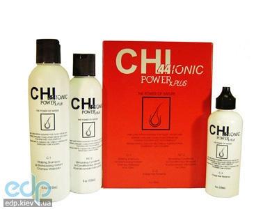 CHI 44 Ionic Power Plus Hair Loss Kit for Chemically Treated & Dry Hair - Набор против выпадения сухих и химически поврежденных волос (арт. CHI5515)