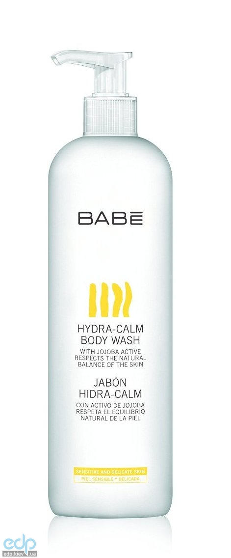 Babe Laboratorios - Увлажняющий гель для душа Hydra Calm Body Wash - 500 ml (1701633X27)