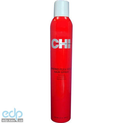 CHI Enviro Flex Firm Hold Hair Spray - Лак для волос сильной фиксации - 300 g (арт. CHI6210)