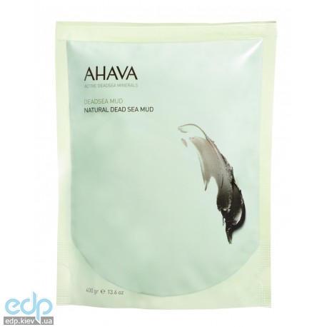 Ahava - Грязь Мертвого Моря натуральная - Natural Dead Sea Mud - 400 gr