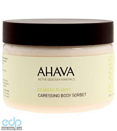 Ahava - Крем-сорбет нежный для тела - Caressing Body Sorbet - 350 ml