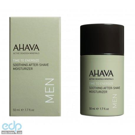 Ahava - Лосьон смягчающий увлажняющий после бритья - Soothing After Shave Moisturizer Men - 50 ml