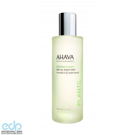 Ahava - Сухое масло для тела - Dry Oil Body Mist - 30 ml