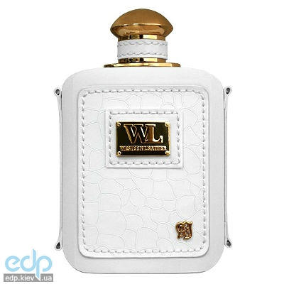 Alexandre J Western Leather White
