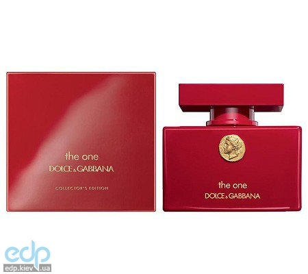 Dolce Gabbana The One Collectors Edition