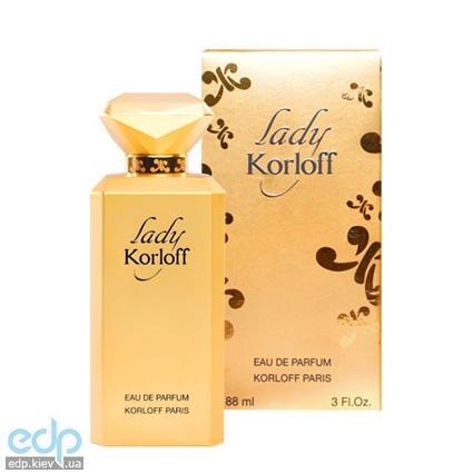 Korloff Paris Korloff Lady - парфюмированная вода - 88 ml