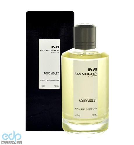 Mancera Aoud Violet - парфюмированная вода - 120 ml