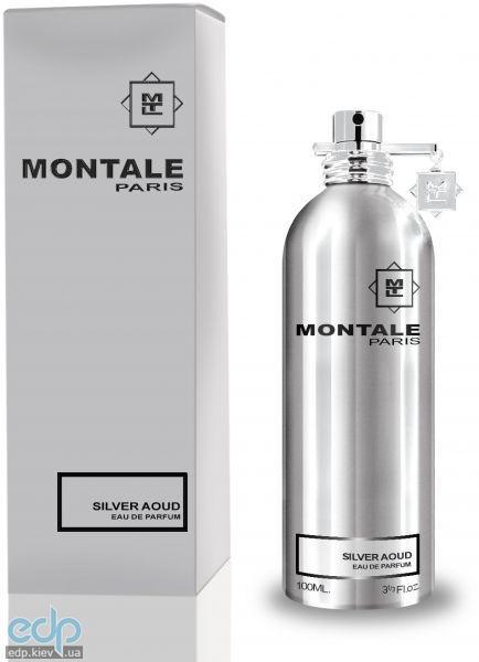Montale Silver Aoud - парфюмированная вода - 50 ml
