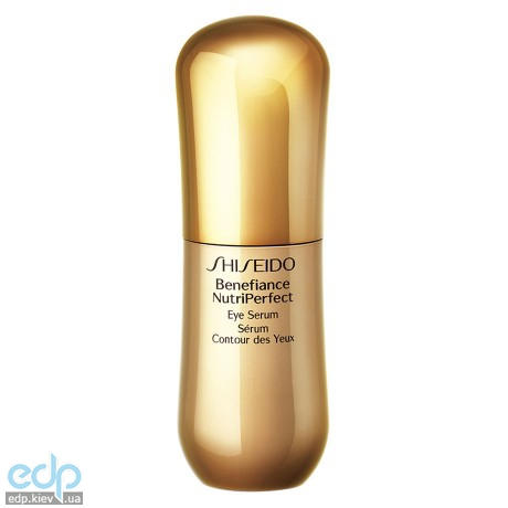 Shiseido -  Eye Care Benefiance Nutriperfect Eye Serum Сыворотка для контура глаз  -  15 ml