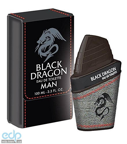 Sterling Black Dragon