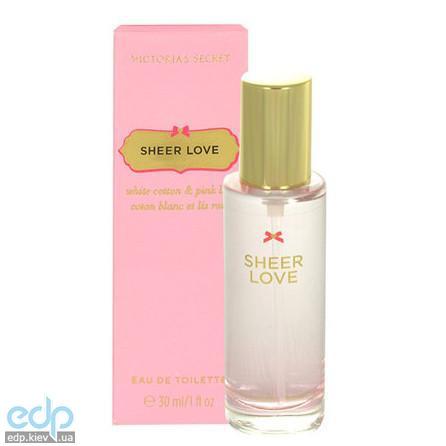 Victorias Secret Sheer Love