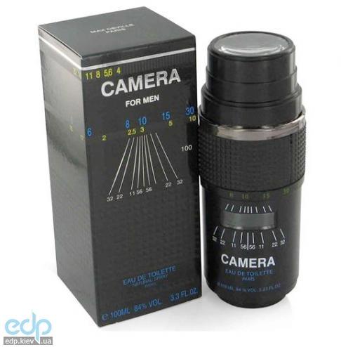 Max Deville Camera Noir - туалетная вода - 100 ml