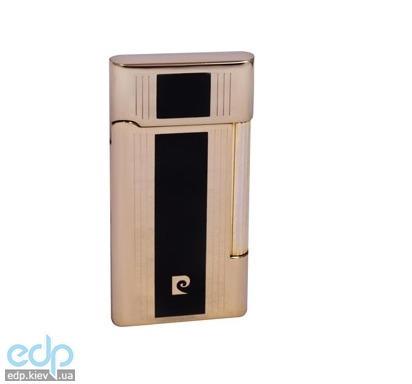 Pierre Cardin - Зажигалка газовая кремниевая черный лак/золото (арт. MF-191-10)