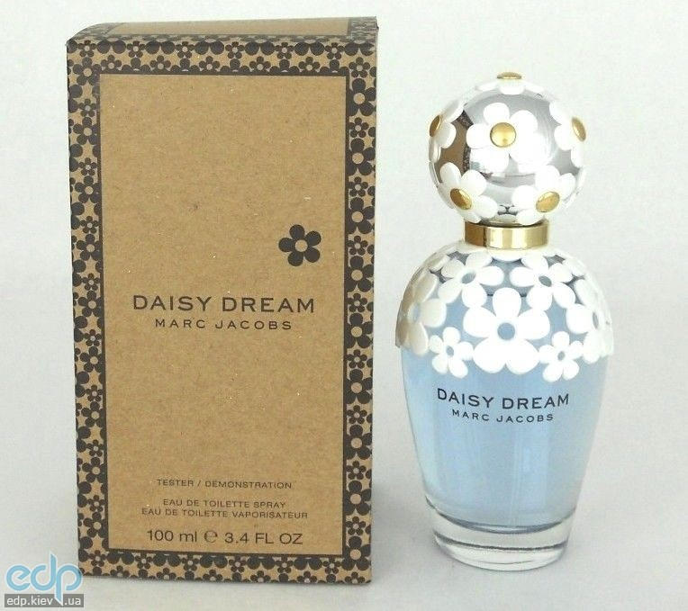Marc Jacobs Daisy Dream - туалетная вода - 100 ml TESTER