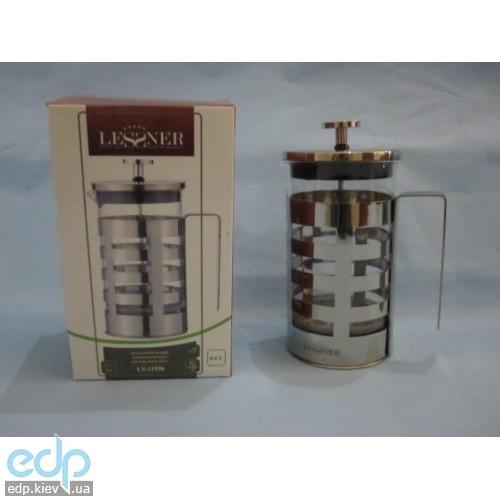 Lessner - Заварник френч-пресс объем 600 мл (арт. ЛС11596)