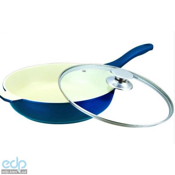 Lessner - Сковорода Professional Line с крышкой диаметр 28 см (арт. ЛС88703-28)