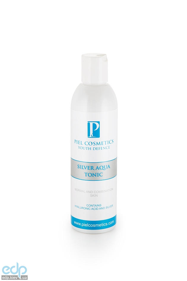 Piel Cosmetics Piel Silver Aqua Tonic - Тоник для нормальной и комбинированной кожи - 250 ml
