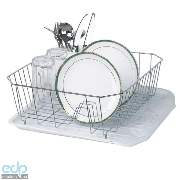 Maestro - Сушка для посуды нержавейка Rainbow (арт. МР1027)