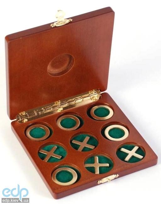 Настольная игра - Крестики-нолики China Games в деревянной коробке (арт. 2072)