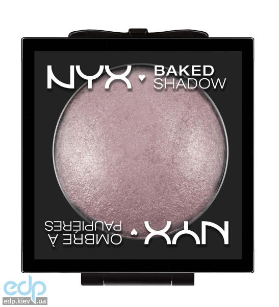 NYX - Запеченные тени Baked Eye Shadow Posh BSH03 - 3 g