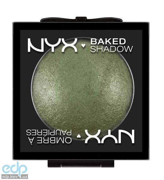 NYX - Запеченные тени Baked Eye Shadow Kush BSH05 - 3 g