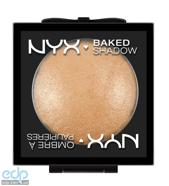 NYX - Запеченные тени Baked Eye Peach Ice BSH09 - 3 g