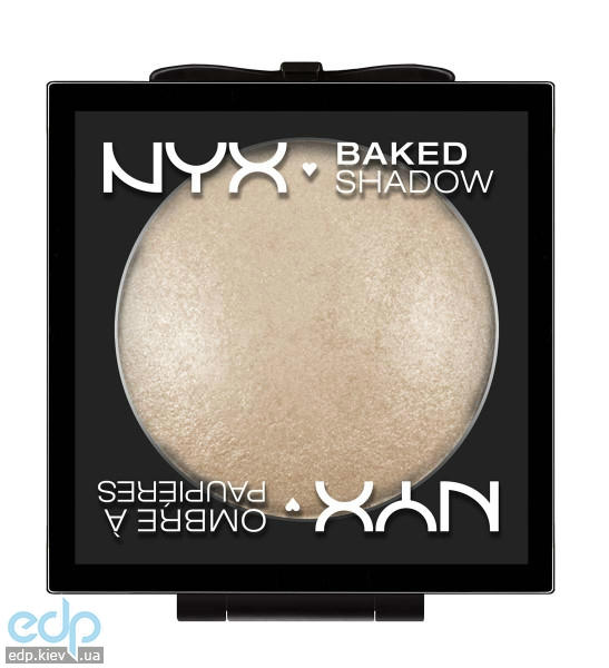 NYX - Запеченные тени Baked Eye White Supernova BSH19 - 3 g