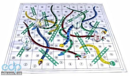 Настольная игра - Игра Змейки-выпивашки Duke (арт. GDJ02S)