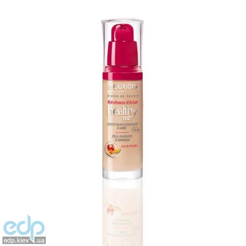 Тональный крем для лица увлажняющий, придающий сияние Bourjois - Healthy mix №51 16H Светло-ванильный - 30 ml
