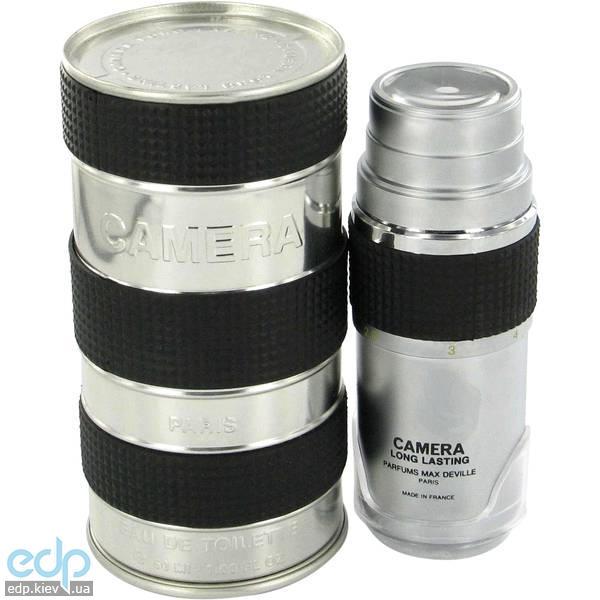 Max Deville Camera Long Lasting