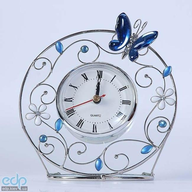 Charme De Femme - Часы Синяя бабочка Charme de Femme (арт. 298-CK)