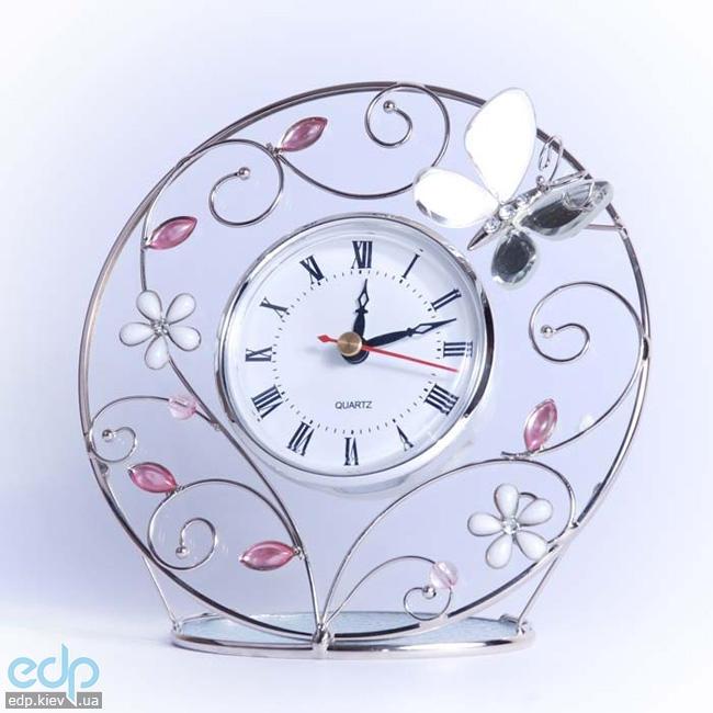 Charme De Femme - Часы Зеркальная бабочка (арт. 300-CK)