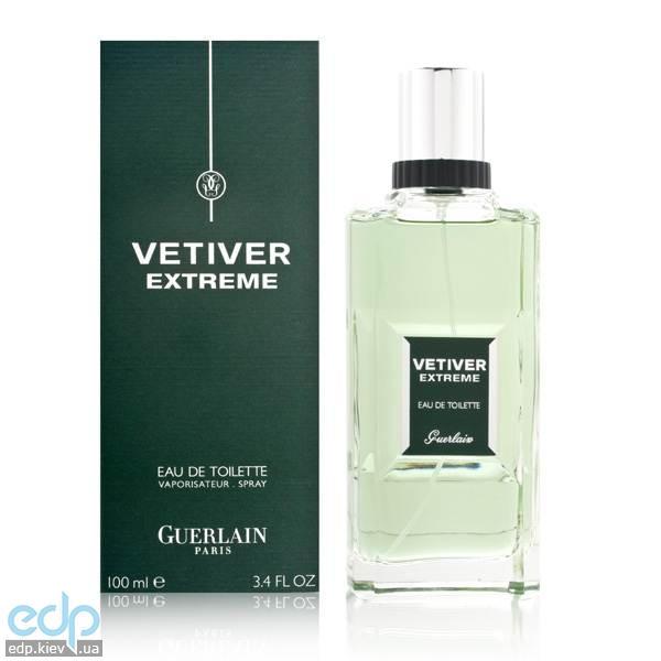 Guerlain Vetiver Extreme - туалетная вода - 100 ml