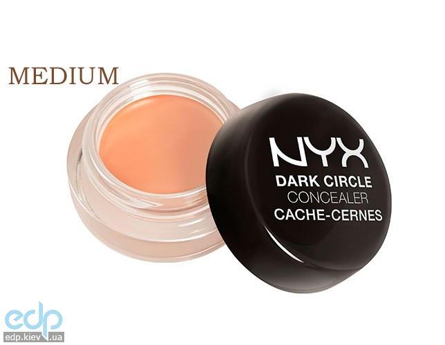 NYX - Консилер от темных кругов под глазами Dark Circle Concealer Mediumr DCC03 - 2.9 g