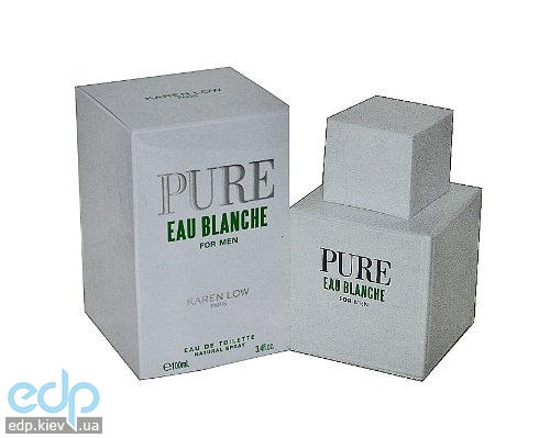 Karen Low Pure Eau Blanche - туалетная вода - 100 ml