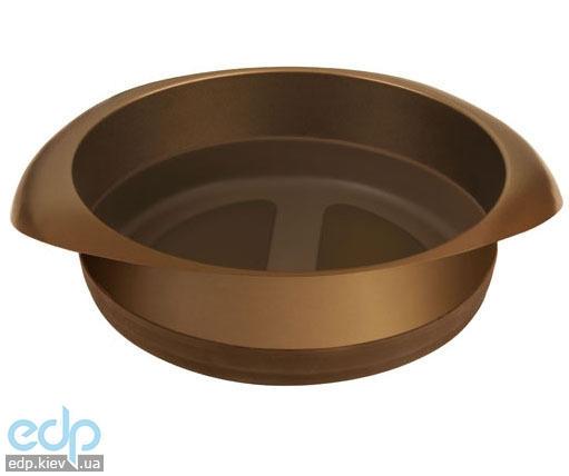 Rondell - Форма для выпечки круглая диаметр 18 см малая Mocco&Latte (RD-445)