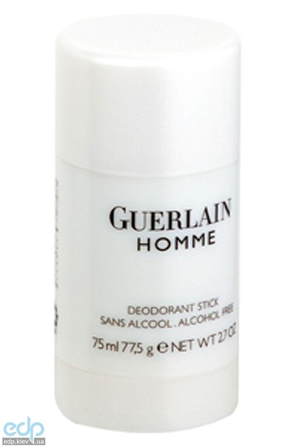 Guerlain Homme -  дезодорант стик - 75 ml