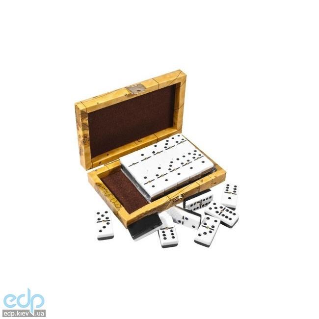 Настольная игра - Домино Duke в кейсе Карта (арт. E520)