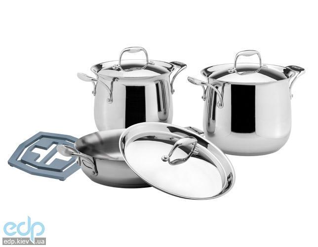 Vinzer - Набор посуды TULIP - 7 предметов (арт. 89027)