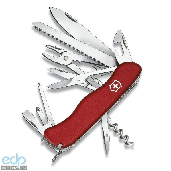 Складной нож Victorinox - Hercules - 111 мм, 18 функций нейлон красный (0.9043)