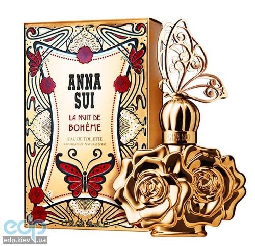 Anna Sui La Nuit de Boheme ( Анна Сьюи Ла Нуит де Бохеме)